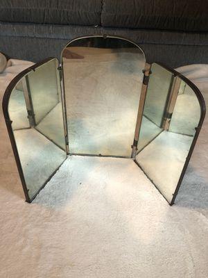 Antique table mirror for Sale in Royal Oak, MI