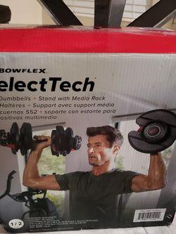 Bowflex 552 Dumbells Pair New In Box for Sale in Phoenix,  AZ