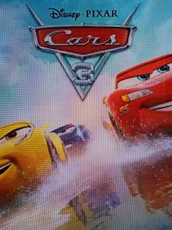 Bluray - Cars 3 for Sale in Lewisville,  TX