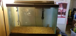 65gl. Tall Aquarium with Stand for Sale in Wichita, KS