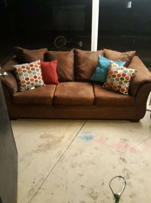 Couch@love seat for Sale in El Mirage, CA