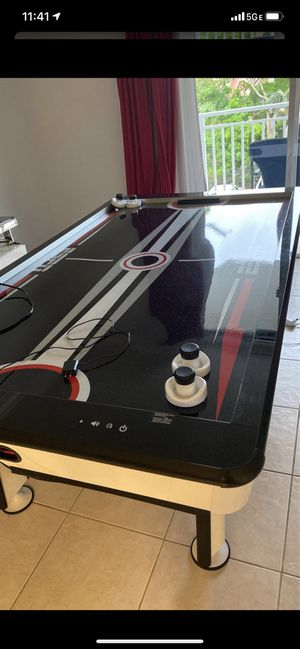 Air hockey table game for Sale in Hialeah, FL