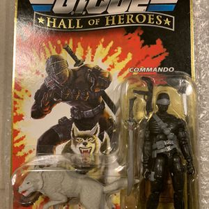 GI Joe Hall of Heroes - Snake Eyes and Timber for Sale in Bonney Lake, WA