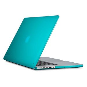 Speck SmartShell - calypso blue - for Apple MacBook Pro with Retina display (15.4 in) for Sale in San Jose, CA