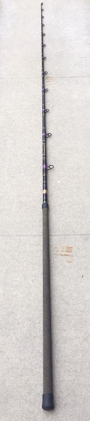 "Calstar BT-90-J MAG ""Deckhand"" Jigstick Conventional Saltwater Fishing Rod.................., Shimano, Daiwa for Sale in West Covina, CA"