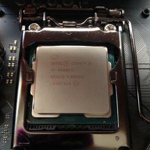 Intel Core i9-9900KS Rare CPU (Never Overclocked) for Sale in Palo Alto, CA