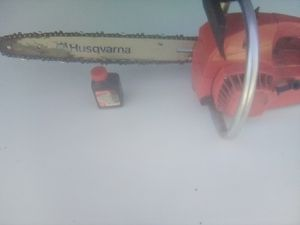 Husqvarna Chainsaw for Sale in GLMN HOT SPGS, CA