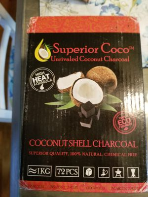 Coconut Charcoal for Sale in Lancaster, PA