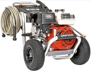 SIMPSON Gas Pressure Washer Powered by Honda GX200, 3600 PSI (Brand New in Sealed Box) for Sale in Elk Grove, CA
