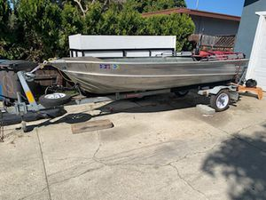 14' fishing boat for Sale in Fremont, CA