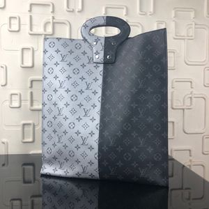 Two-tone monogram tote for Sale in Houston, TX