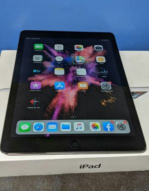 Apple iPad Air , 32GB, 9.7inch wi-fi only Excellent Condition for Sale in Springfield, VA