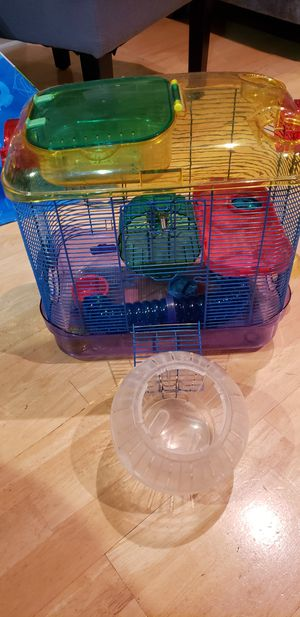 Hamster cage for Sale in Rolling Meadows, IL