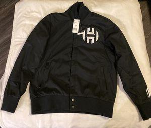 Adidas James Harden Varsity Jacket Medium for Sale in Odessa, FL