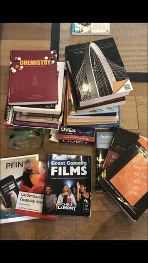ASU AND COLLEGE TEXTBOOKS for Sale in Tempe, AZ