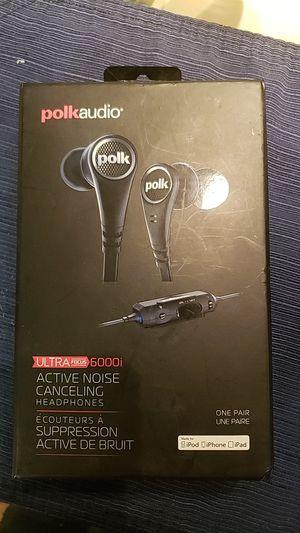 Polk headphones for Sale in Yorktown, VA
