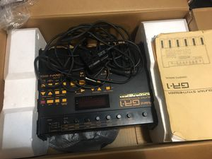 Gr1 guitar synthesizer for Sale in Lakeland, FL