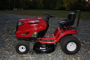 """42"""" troy bilt bronco rider mower for Sale in Bally, PA"""