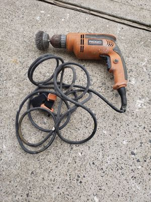 RIDGID drill for Sale in Staten Island, NY