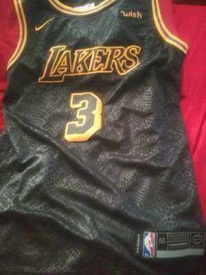 Anthony Davis Laker Jersey for Sale in Los Angeles, CA