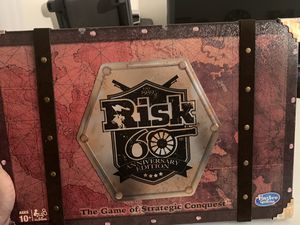 Risk 60th Edition Board Game for Sale in Las Vegas, NV