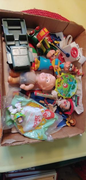 VINTAGE TOY LOT for Sale in Plant City, FL