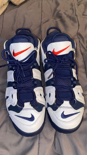 """NIKE UPTEMPOS """" OLYMPIC """" for Sale in Fresno, CA"""