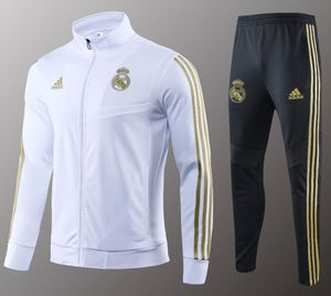 REAL MADRID white gold training tracksuit sudadera de entrenamiento for Sale in Fullerton, CA