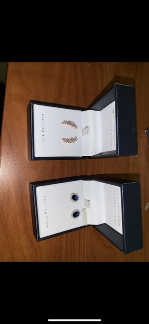 Diamond earrings for Sale in New Britain, CT