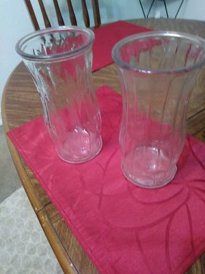 Beautiful glass vases ($10 EACH) for Sale in Philadelphia, PA