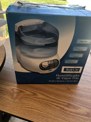 Reli On Humidifier for Sale in St. Petersburg, FL