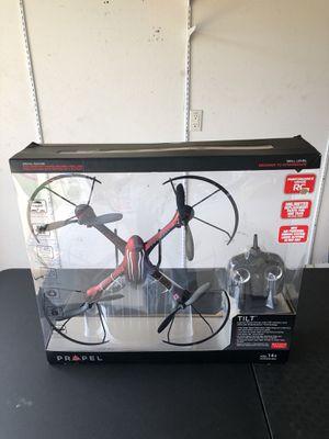 Propel Tilt Hybrid Stunt Drone + HD Camera+ Altitude Stability RED for Sale in Miami, FL