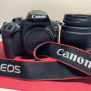 Canon EOS Rebel T6 for Sale in Corona, CA