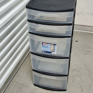 Plastic Storage drawers for Sale in Las Vegas, NV