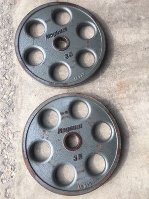 Pair of 35's Olympic for Sale in Chicago, IL