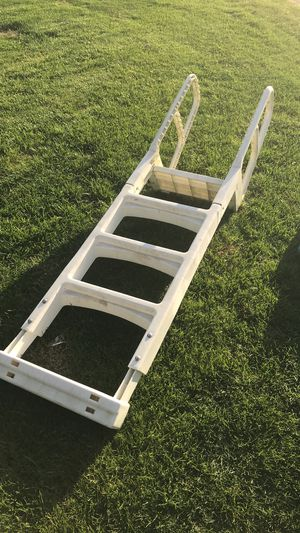 Free pool ladder for Sale in Lockport, IL