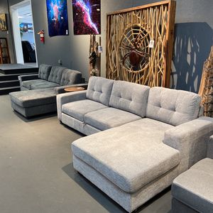 New & In Stock! Light Grey Sleeper Sofa Only $799! for Sale in Vancouver, WA