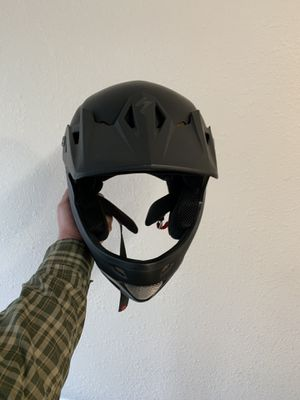 Helmet - downhill mountain bike helmet for Sale in Huntington Beach, CA