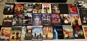 MOVIES, MOVIES, MOVIES! $10 ea. $15 for collection sets for Sale in Rustburg, VA