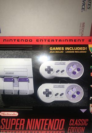 Super Nintendo mini for Sale in Newcastle, WA
