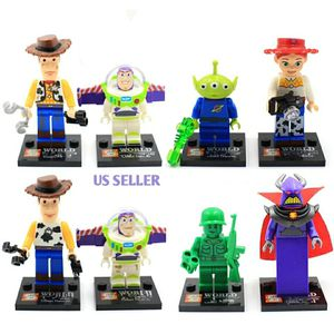 Toy Story mini figure set NEW fits lego for Sale in Celebration, FL