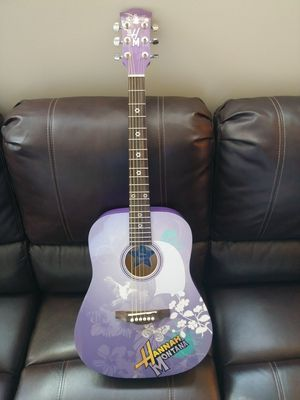 Hannah Montana guitar for Sale in Boston, MA