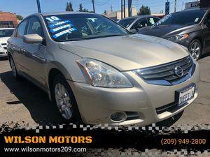 2010 Nissan Altima for Sale in Stockton, CA