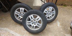 3 Honda crv weels for Sale in Olney, MD