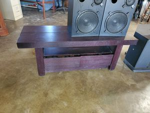 Nice large tv stand for Sale in Julian, NC