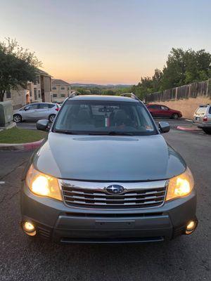 Subaru forester clean title for Sale in San Antonio, TX