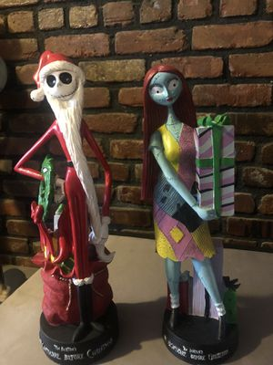 Nightmare before Christmas Set both for $50 for Sale in Brooklyn, NY