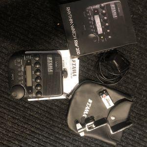 Tama Rhythm Watch RW200 for Sale in New Britain, CT