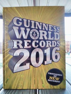 Guinness World Records 2016 for Sale in Abilene, TX