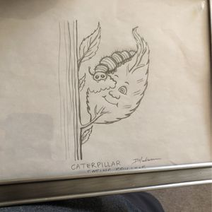 Garbage Pail Kids Sketch By Dustin Graham for Sale in Arvada, CO